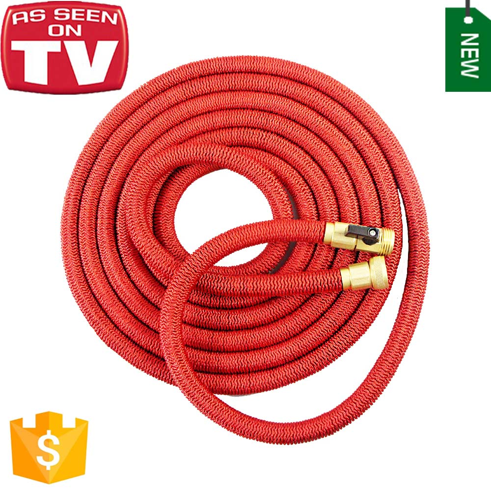 As seen tv new china products expandable garden hose set flexible garden water hose water hose europe for sale