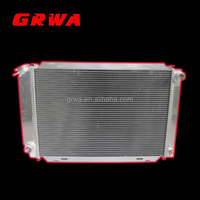 High performance aluminium car radiator for FORD MUSTANG 79-93