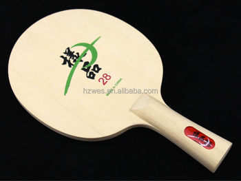 NO.28 professional carbon table tennis blade