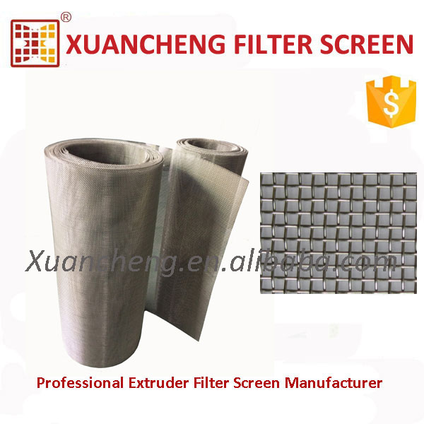 Factory Price Stainless Steel 4x4 Square Wire Mesh