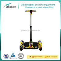 10INCH electric balance scooter with motor wheel