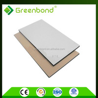 Greenbond wall cladding exterior plastic composite in cheap price with good quality