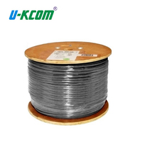 Factory price cat5e cat6 cat6a ftp sftp bulk wire 1000ft lan cable