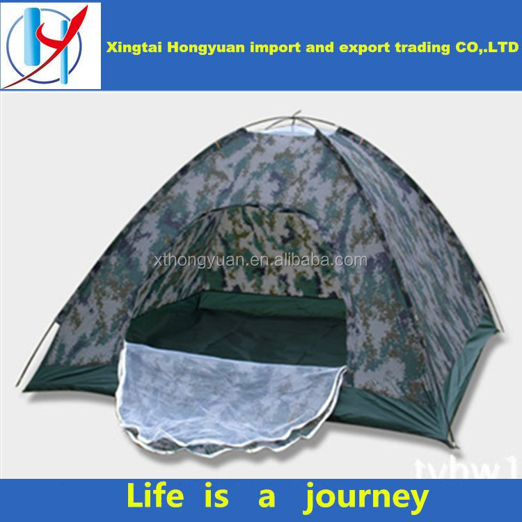 High quality OutdoorCamping leisure Best waterproof 4 persons tent mountain climb tent