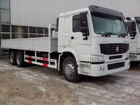 chinese sinotruk 10 wheel 20 ton cargo truck for sale