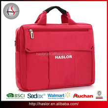 Wholesale delicate messenger laptop bag for business and school