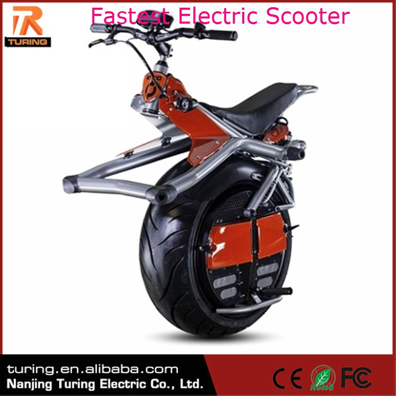 Alibaba China Hot Gio 500W 70 Mph Fastest Electric Scooter