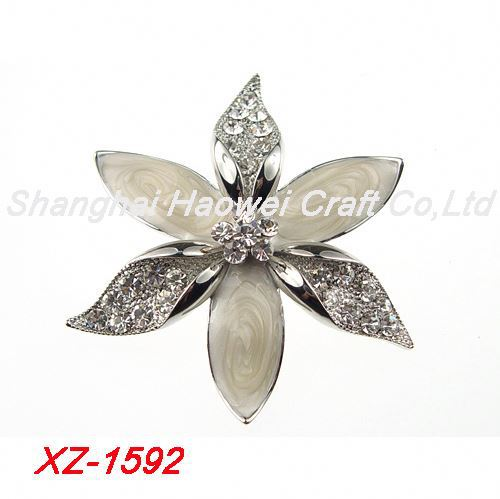 XZ-1592 Factory sale simple design brooch making supplies fast shipping
