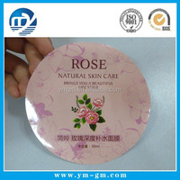 High quality outdoor cosmetic sticker