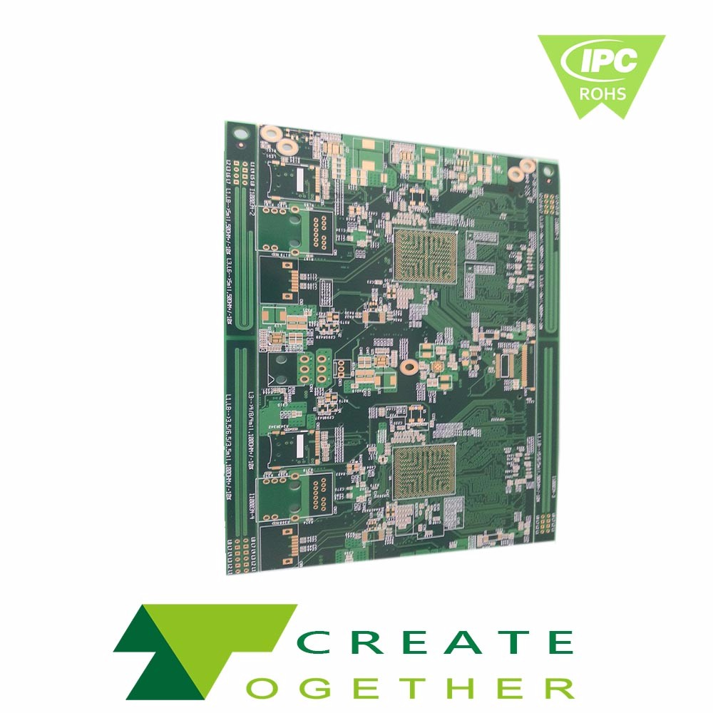 TAIWAN MADE cheap custom pcb printed circuit board with assembly