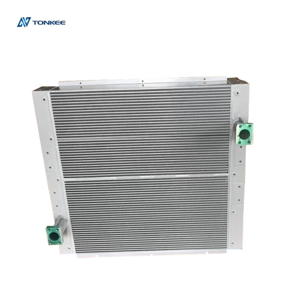 VOE14536042 EC700B excaator spare parts Radiator for hydraulic oil tank Hydraulic Oil Cooler for volvo