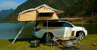 Easy to install the roof tent