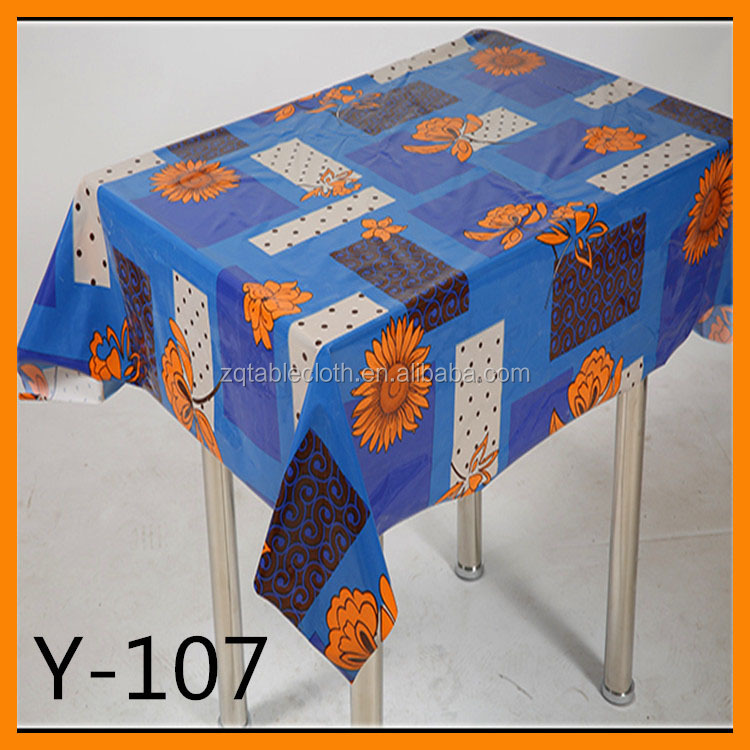 cheap wholesale fabric sequins pvc table cloth