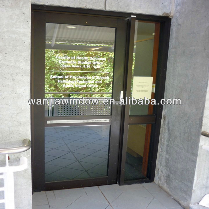 Factory Wholesale Interior Office Doors With Windows