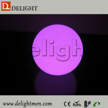 Hot sale lighting up remote control moon pebble stone light