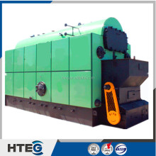 China ASME rice husk fueled environment friendly DZL biomass steam boiler