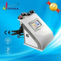 Vacuum cavitation rf skin tightening machine & skin care machine for home use S-007