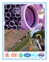 colorful pvc pipe for water 16 inch pvc pipe