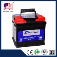 Great power DIVINE car battery wholesale