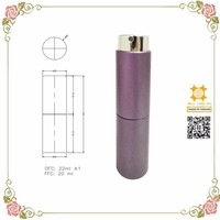 Model top cool wholesales solid perfume bottle