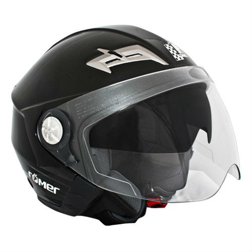 "Roemer ""Freiburg"" Motorcycle Helmet Open Face"