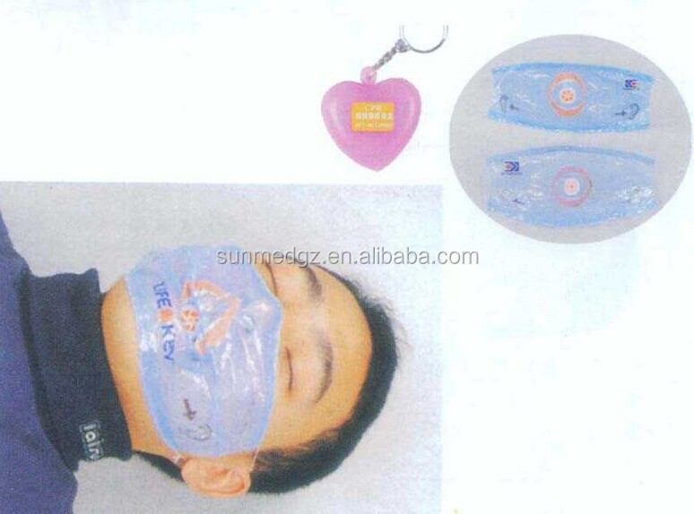 CPR FACE MASK,face shield mask, CPR mask, Mouth to mouth