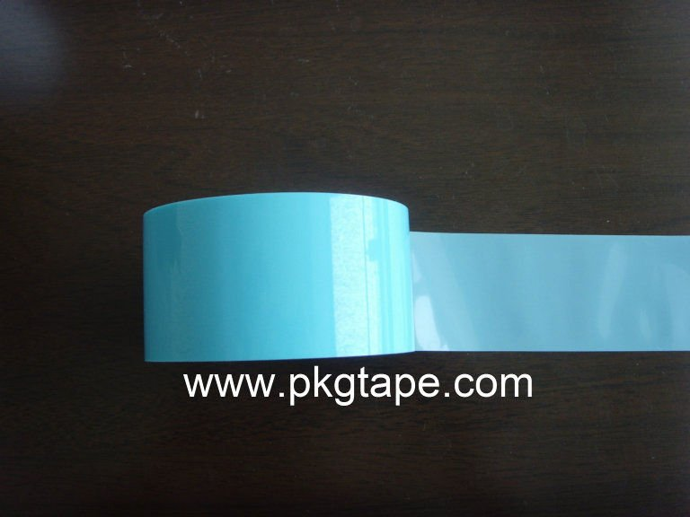 2014 fridge using Blue polyester colored electrical tape using polyester PET film for insulating electric