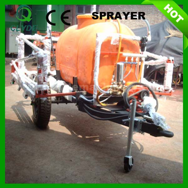 Agricultural tractor trailer Boom Sprayer for sale