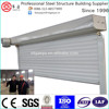 China manufacturer steel structure prefabricated shops
