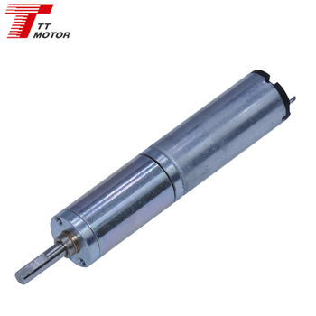 DC planetary gear motor electric motor 12mm