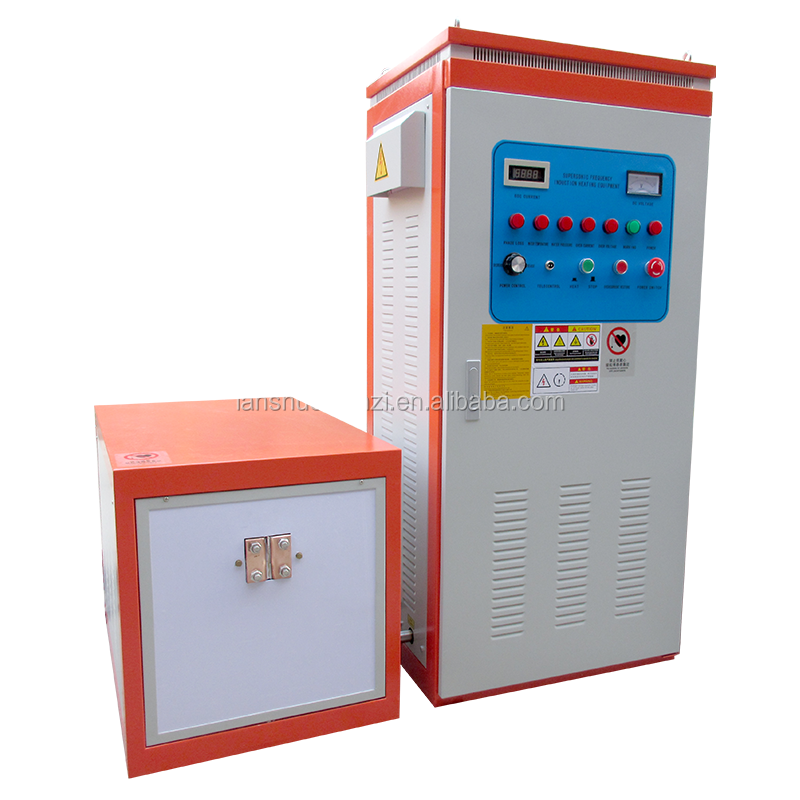 U bolt induction heating bending forging machine