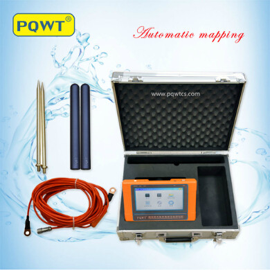 300 Meters Automatic Mapping Water Detector Geophysical Equipment PQWT-TC300 Accurate Find Ground Water