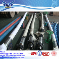 API 7K High Pressure Steel Wired Rubber Rotary Hose\Rock Petroleum Drill Hose