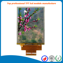 "LCD video 3.5 inch lcd module with 6 o""clock viewing direction"