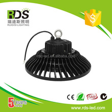 Workshop usage ufo 150w 16500lm slt led lighting for factory