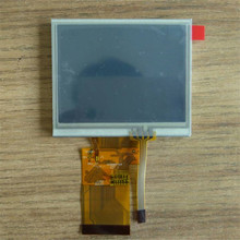 "3.5"" 4 wire resistive touch panel with 320*240 resolution."