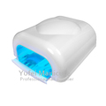 2016 hotselling pink white ce rohs ABS professional uv nail dryer 36w