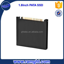 1.8inch MLC Nand flash IDE cheap 64gb solid state hard drive
