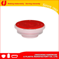 Food Container cap plastic/can lid/spout for tin can