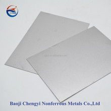 heat resisting brushed nickel sheet metal