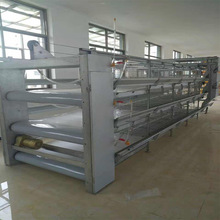 High quality 2017 broiler cage design factory broiler commercial galvanized chicken cages poultry equipment cage