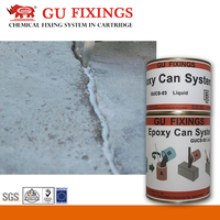 high strength structure products for bridge crack repairing construction