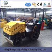 vibratory roller compactor!!! Hengwang brand high quality and top performance of 1 ton compactor vibratory roller