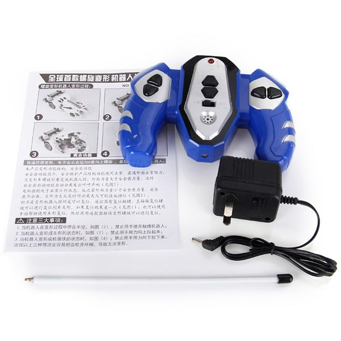 4429065D-RC Deformation Car Robot with Lights and Sounds ( 220V 50GHz Charger )-2_06.JPG