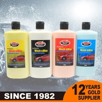 Private label car cleaner carnauba wax waterless car wash from jiangyin