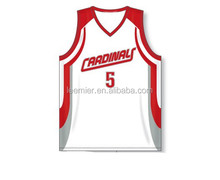 Cool dry New style basketball jersey