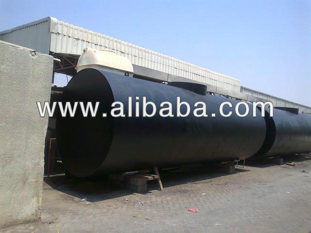 Used Storage Tanks as Par Like New