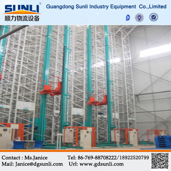 3D Logistic Automatic Racking&Rack System