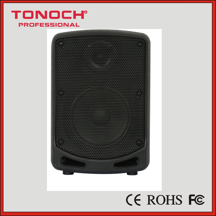 Strong Power Portable Active Powered PA Speakers System With Bluetooth