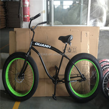 single speed fat tire beach cruiser bike